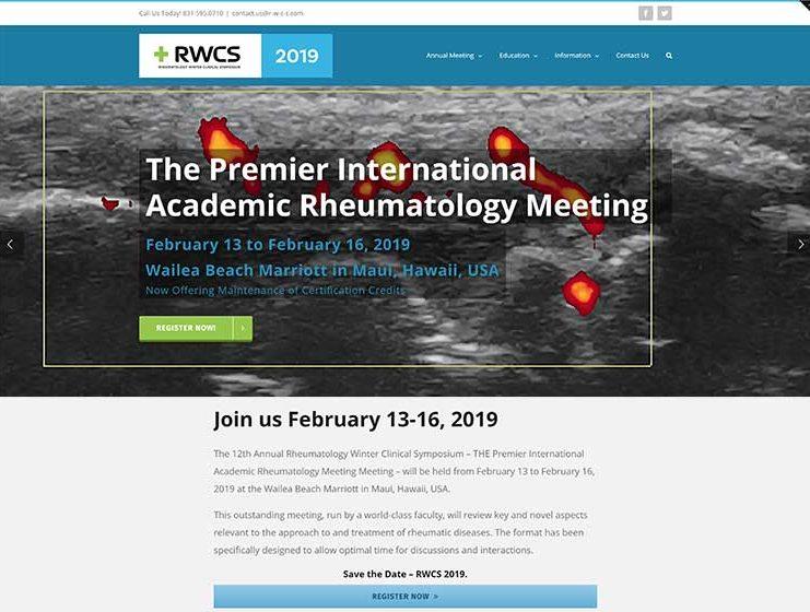 2019 RWCS Symposia